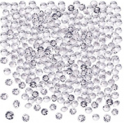 8m 5000 Clear Wedding Table Scatter Crystals - for 6-8 Tables