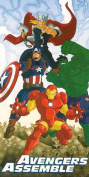 Baby Sea Towel The Avengers 70x140cm
