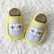 Yosemite Baby Sock Shoes Boys Girls Cartoon Fox Owl Cotton Anti-skid Floor Socks