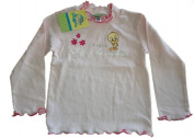 Long Sleeve Top Girl Tweety Baby Looney Tunes * 13829
