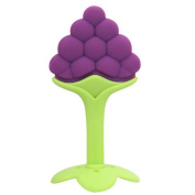 Originaltree Fruit Baby Chewable Teether Silicone Orange Strawberry Grape BPA Free Training Tooth Teether