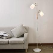 MMM Nordic Floor Lamp Creative Bedroom Bedside Light Simple Modern Study Living Room Landing Lighting