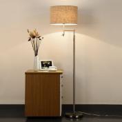 MMM Simple Fashion Modern Floor Lamp Living Room Bedroom Study Read Landing Light Nordic Creative Lighting