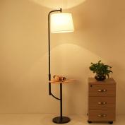 MMM Floor Lamp Bedroom Living Room Northern Europe American Creative Sofa Coffee Table Light Simple Personality Vertical Bedside Lighting