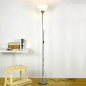 MMM Northern Europe Simple Modern Living Room Bedroom Floor Lamp Study Read Learn Jobs Vertical Light