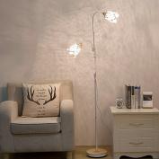 MMM Floor Lamp Nordic Living Room Bedroom Bedside Light Creative Vertical Landing Lighting