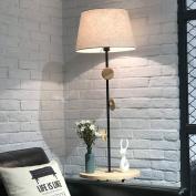 MMM Floor Lamp Living Room Bedroom Nordic American Style Creative Personality Vertical Light
