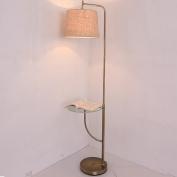 MMM American Style Simple Floor Lamp Living Room Bedroom Creative Vertical Lighting Nordic Modern Light