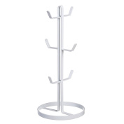 stable Shelf, Iron Cups Pylon Creative Multifunction kitchen Home Japanese-style Storage rack Simple and elegant