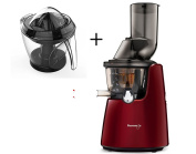 KUVINGS SLOW JUICER RED 9500 RD WITH OPTIONAL CITRUS PRESS