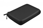 DP Audio Video Hard Shell GPS Carrying Case - Retail Packaging - Black