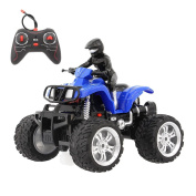 MIA 1:18 Scale RC Off-road Vehicle Remote Control Toy Motorcycle 360° Rotation in Situ Gift Car