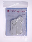 Wrench & Pincers Mould (Plumber, DIY or Fathers day theme)- Silicone Icing Mould for Cake and Cupcake Decoration by FPC