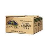 Jumbo Baking Cups (24's) x 2 Pack Deal Saver