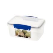 Klip It S485 Klip It Storage Container, 1 L, 17.5 cm x 11.7 cm x 8 cm