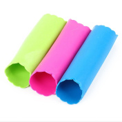 Silicone Garlic Peeler Tube Kitchen Tools Random Colour