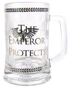 Warhammer Glass Tankard - Emperor