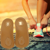 Shoes Arch Support Cushion Half Insole Feet Care Insert Orthopedic Insole For Flat Foot Health Sole Pad