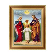 MORESAVE 5D Round Diamond DIY Cross Stitch Religious Embroidery Painting Home Decor (A15