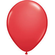 100 Pcs Red Birthday Wedding Party Decor Latex Balloons 25cm Decoration Gifts Festival