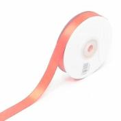 3mm x 50m Orange Double Sided Satin Ribbon - Florist, Arts, Crafts, Gift Wrap