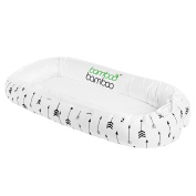 Baby Sunggle Pod Organic Bamboo and Cotton Sleep Pod with Removable Cover by Bamboo Bamboo