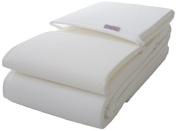 Rätt Start Standard Bed Bumper, 360 x 30 cm, White