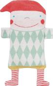 """David Fussenegger Juwel Blanket Set in 63585979 Doll """"Kasperle 70 x 90 cm"""
