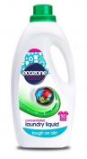 Ecozone Super Concentrated Bio Laundry Liquid, 2000ml, 50 Washes, Tough on Stains, Uplifting Fresh Fragrance