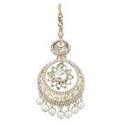 Maang tikka set hair Indian tikka jewellery hair bridal wedding jewellery