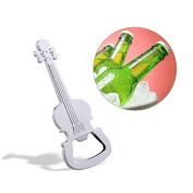 Jiamins Creative Guitar Bottle Opener Metal Switch Wine Beer Cap Alcohol Opening Tool