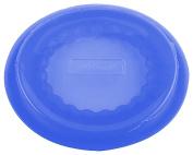 Silikomart 195154 Capflex Silicone Saucepan Lid, XL, 10.5 x 10.5 x 3 cm Blue