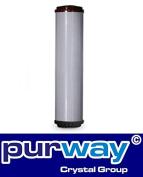 FCCA20BB - 50.8 cm Big Blue Carboxylic - Polypropylene Fibre Cartridge