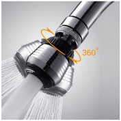 ECYC® 360 Degree Swivel Head Water Saving Tap Bubbler Filter Aerator