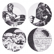 Plates Set Of 4 Star Wars Mug [Region 2]