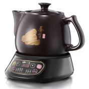 Bear Health pot Decocting pot Split type ceramic Chinese medicine pot JYH-A30A1 中药壶 煎药壶