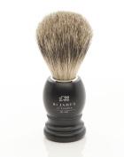 St James of London Black Best Badger Hair Shaving Brush