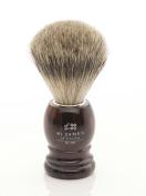 St James of London Tortoise Best Badger Hair Shaving Brush