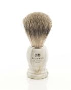 St James of London Alabaster Best Badger Hair Shaving Brush