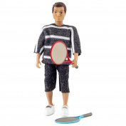 Lundby 60-806900 Father Figure with Accessories