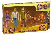 Scooby Doo Mystery Solving Crew Figure