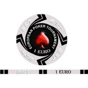 Fiches Ceramica EPT Replica Valore 1 Euro