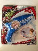 Marvel Avengers Assemble Water Blaster Gun Toy Pistol Water Blasting Action