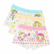 Summer Baby Underwear Bamboo Fibre Cartoon Kid Girls Shorts