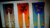 Bheema Cute Cartoon Animal Style Baby Kids Cotton Leggings PP Pants Series F