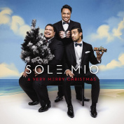 A Very M3rry Christmas CD by Sol3Mio 1Disc