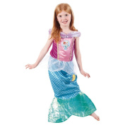 Disney Princess Ariel Playtime Costume Size 6-8