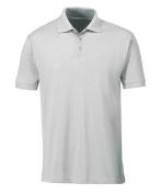 Alexandra STC-NM231PG-XL Unisex Polo Shirt, Plain, 65% Polyester/35% Cotton, X-Large, Pale Grey