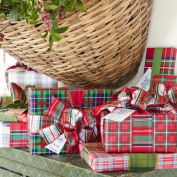 Christmas Tartan Beauty Hamper all individually Gift Wrapped