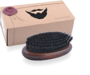 Solida Bear Dyman Beard Wild Boar and Nylon Bristle, Comes in a luxury gift box. With a Wax Seal